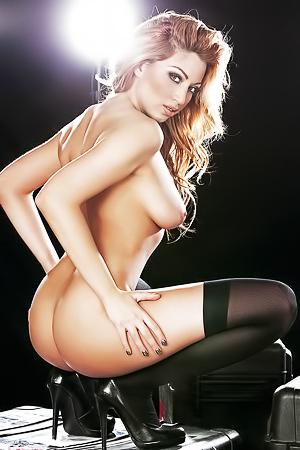 Jessica Vaugn  nackt